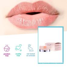 Wholesale Custom Logo Organic Pink Lip Care Mask Private Label Hydrating Sleeping Lips Mask