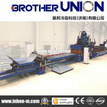 High Efficiency High-Precision Made in China Grain Elevator Granary Cladding Roll Forming Machine Line