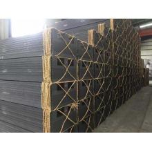 Графитированные боковые катодные огнеупорные графитовые углеродные блоки