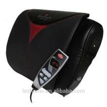 Almohada de masaje Shiatsu LM-703 y vibración coche