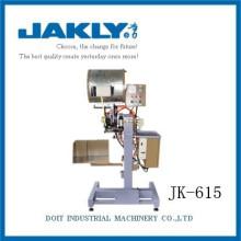 JK615 Industrial electronic Double-eyelet setting shoe making machine