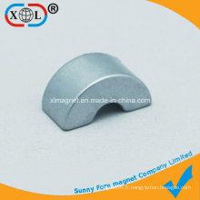 Semi Cylinder Hole Mganet