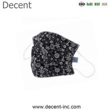 Unisex Custom Logo Kids Adult Cotton Fabric Cloth Facemask Reusable Colorful Face Masks