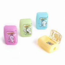 Promotional Pencil Sharpeners, Suitable for Students and Kids, Used as Decoration and Toy