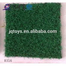 China quente vender ao ar livre playground equipamentos tapete de grama plástica