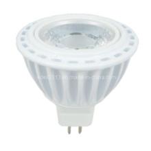 Luz do ponto do bulbo do diodo emissor de luz 12V 5730 SMD 5W MR16 LED RoHS SAA