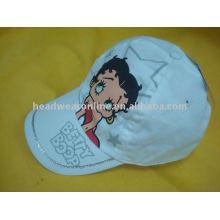 Chapéus dos desenhos animados para chapéus e crianças