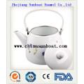 Pot d'eau de bouilloire d'émail Simplicity