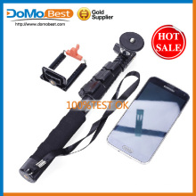Best Quality selfie stick , selfie stick with bluetooth shutter button,bluetooth selfie stick
