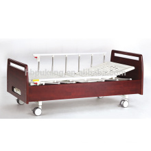 Movable full-fowler Manual Home Care Bed B-1