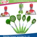 Ensemble d'ustensiles de cuisine résistant à la chaleur de haute qualité