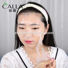 Nueva máscara facial de cristal de colágeno Hydrogel Korea