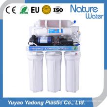 Sistema do filtro de água da osmose reversa de 6 estágios com filtro mineral