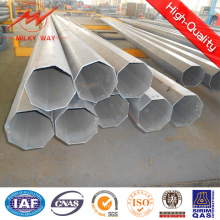 Poste de poste de acero galvanizado lateral múltiple 27.5m 15kn