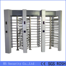 Security Soluction Stainless Steel Full Height Turnstile