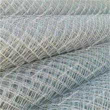 Clôture en fil d'acier recouvert d'aluminium