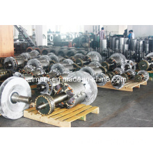 Brushless Synchronous AC Alternator