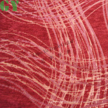 Tela de sofá/cortina/tapizar de chenille del telar jacquar (G44-181)