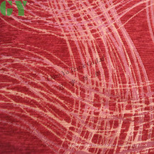 Tecido de sofá/cortina/estofa de chenille Jacquard (G44-181)