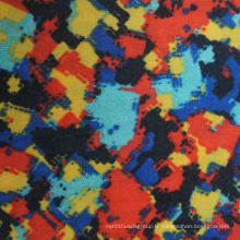 Oxford 420d Printing Nylon Crinkle Fabric avec revêtement en PU (XQ-423)