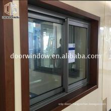 Aluminum sliding window frame design profile windows