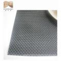 tissu de maille de chaise de fenêtre en plastique avec le prix usine