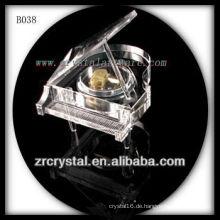K9 Schönes Kristallklavier mit Musik
