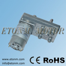12v dc motor low rpm 5rpm motor high torque dc flat gear motor