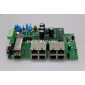 industrial POE+ poe switch 30W pcb board ieee802.3af/at vlan support cascade