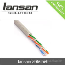 UTP FTP CAT 6 LAN Kabel BC CCA in 1000ft Mit CE UL ISO RoHS Zulassung