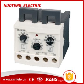 EOCR-AR Relais de surcharge électronique avec réarmement automatique
