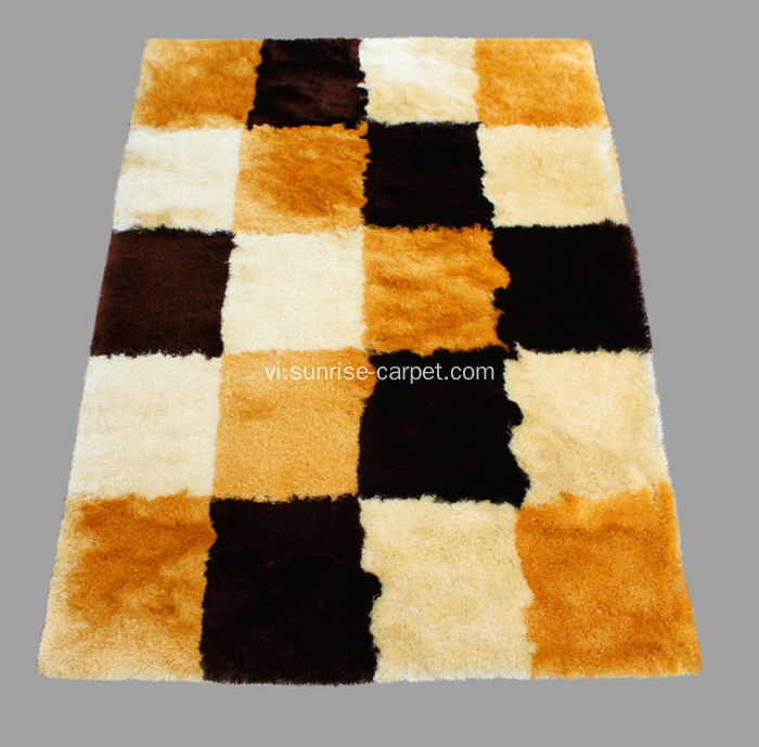 Sợi Polyester Silk Shaggy Thin