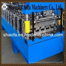 Máquina de formação de rolo de painel de telhado de telhado de telhado de Ibr (AF-R1025)