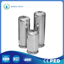 Stainless Steel Tank Automatic Valve Ion-exchange Water Softener