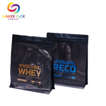 BRC Standard Doypack Protein Powder Bag With Zipper