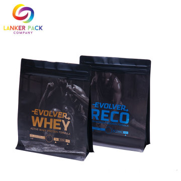 BRC Doypack Protein Powder Bag พร้อมซิป