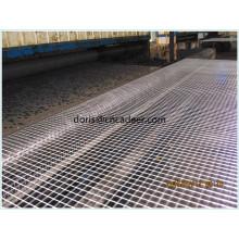 Fibra de vidro biaxial revestida betume de China Geogrid