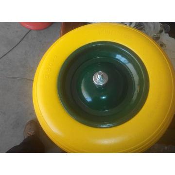 Best-Selling High Quality 400-8 PU Foam Wheel 16 Inch