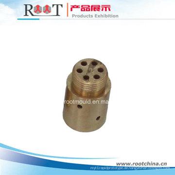 Messing CNC Drehmaschine Teil