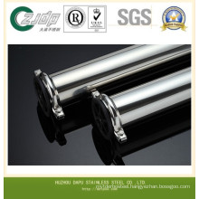 Polished Finish Welded 304 Stainless Steel Ornaments Pipe