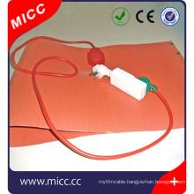 MICC High Effiency Silicone Rubber Material Diesel Oil Heater