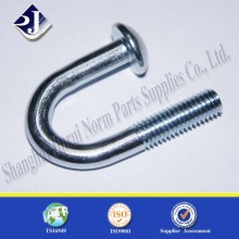U Bolt with Zinc Coating 8.8
