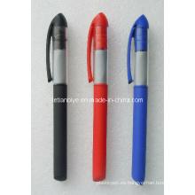 Pluma de suministro de oficina, pluma plástica (LT-C481)