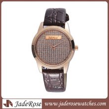 Moda e Smart Alloy Man Watch com mostrador bonito