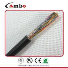 Cable de teléfono de múltiples núcleos de antena autoportante 10 hilos