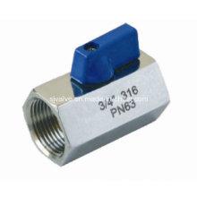Mini-vanne à bille DIN Specail Pn63