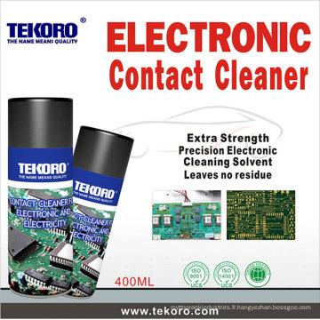 Pulvérisateur de nettoyage de contact électrique