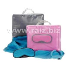 Polar Fleece Picnic Blanket with Handle Bag