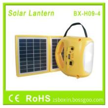Solar Lantern With Double Solar Panels