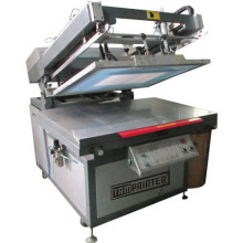 Tmp-6090 Oblique Arm Type Flat Semi-Auto Screen Printing Machine